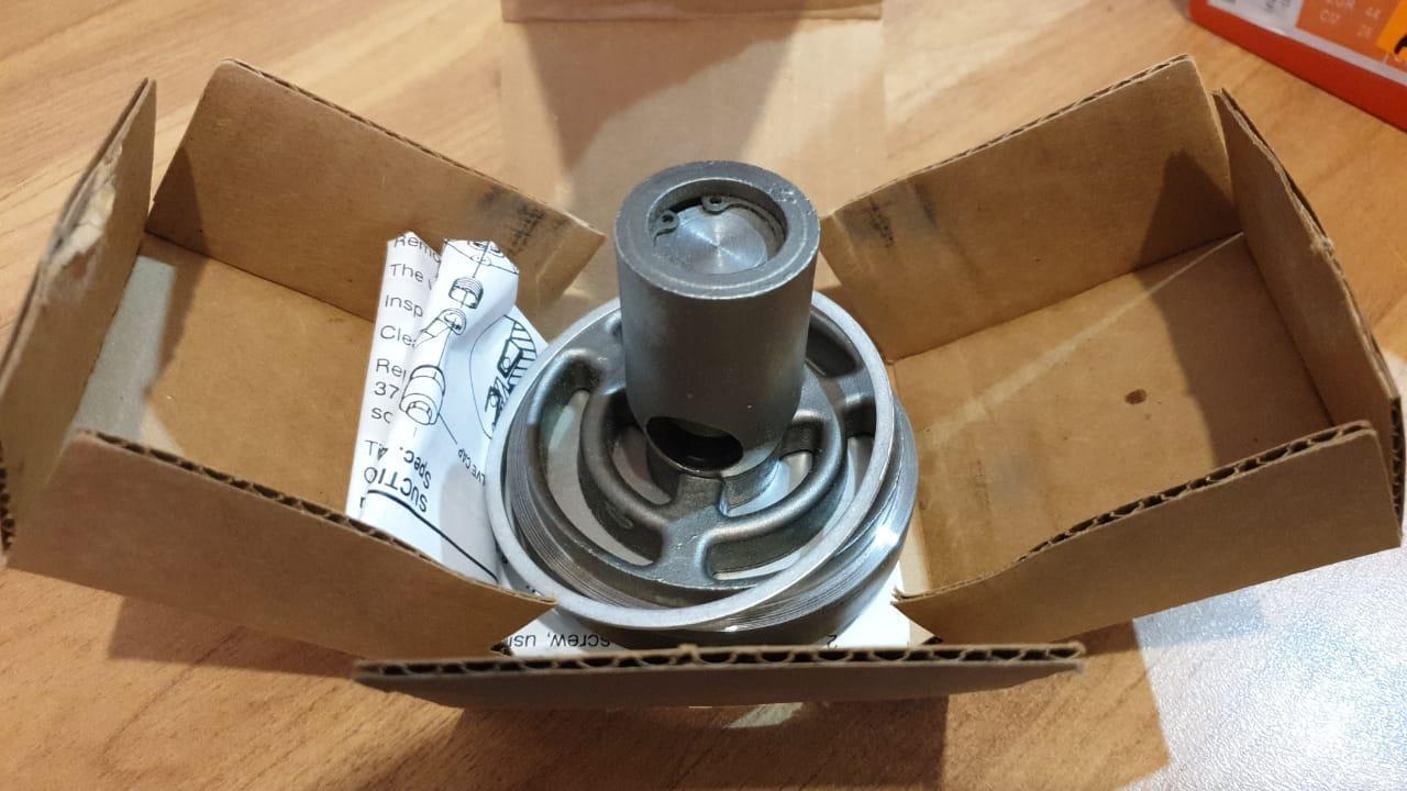 3948-X Всасывающий клапан в сборе компрессора  691M / Suction valve assembly Corken