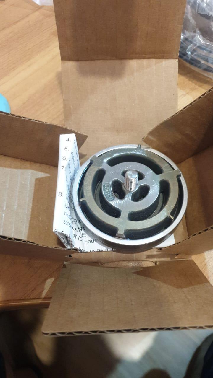 3857-X Выпускной клапан в сборе / Discharge valve assembly Компрессор 691M Corken