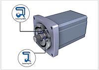 Уплотнение для  масла устойчивое к давлению  pressure resistant skeleton oil seal CFW BABSL 80-100-7, фото 1
