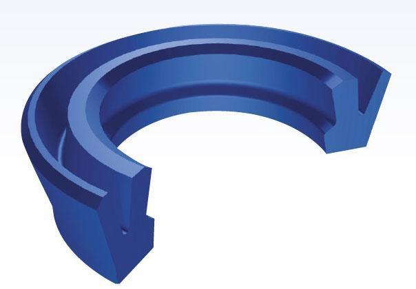 Уплотнение штока Rod seal RSB 90-100-11,5