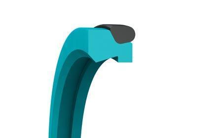 WEP100500 Грязесъемная манжета в комплекте с круглым кольцом Scraper with O-Ring