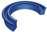 AUN Уплотнения штока одностороннего действия 80-90-12 Rod seals single acting