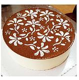 Трафарет для украшения торта, фото 2
