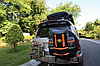 Сумка на запасное колесо или в кузов пикапа - TLV, фото 3