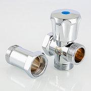"""Вентиль для стиральной машины Ду 20 (3/4"""") внутр./наруж./наруж. Valtec VT.230.N.05"""