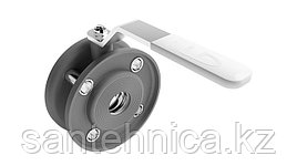 Кран шаровой LD Стриж сталь Ду 100 Ру16 фл. оцинк.
