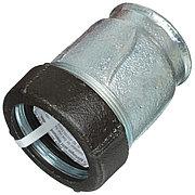 """Обжимное соединение для стальных труб Gebo IK с внутренней резьбой 2"""" (59,7-63,6 мм)"""