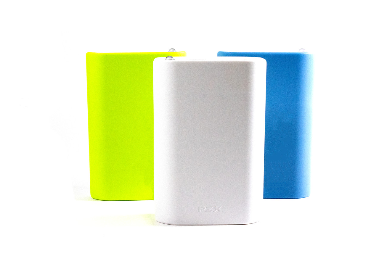 Мобильный аккумулятор Power Bank PZX C146, 10400mAh, 1xUSB, Fast Charge, индикатор, фонарик