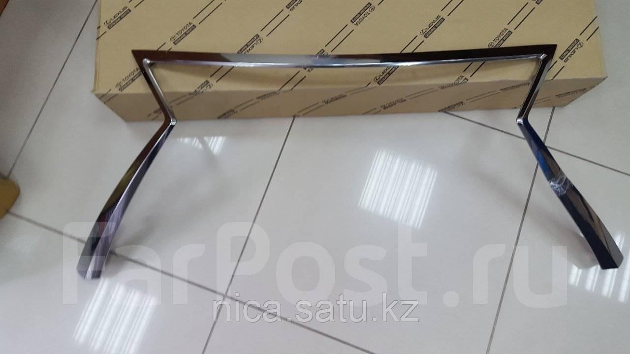Молдинг решетки радиатора LEXUS NX 14-17 (F-SPORT) (пр-во Тайвань)