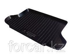 Коврик в багажник Chevrolet Lacetti hatchback (04-) (полимерный)