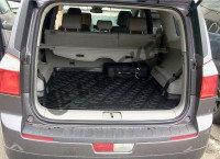Коврик в багажник Chevrolet Orlando (10-) 5 мест (полимерный)
