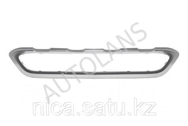 Молдинг бампера MERCEDES BENZ GLC-CLASS X253 15- на нижнюю часть