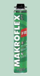 Пена монтажная для щелей и швов Makroflex FR77