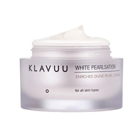 Отбеливающий и омоложивающий крем WHITE PEARLSATION Enriched Divine Pearl Cream, фото 2