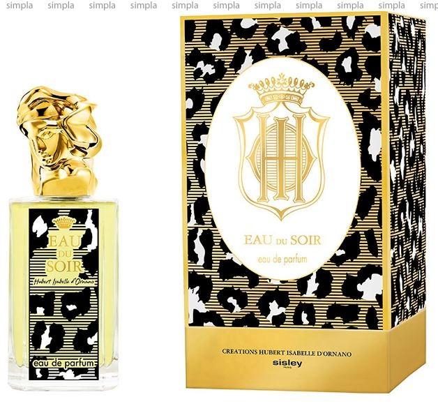 Sisley Eau du Soir Limited Edition Tiger Walk парфюмированная вода  (ОРИГИНАЛ)