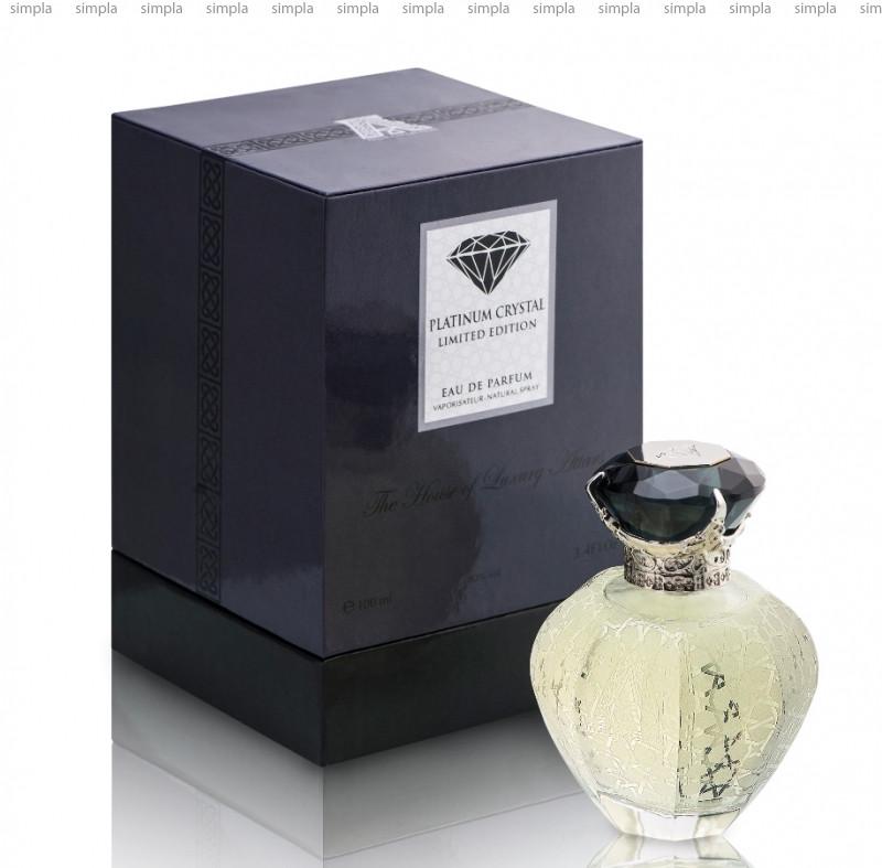 The House Of Luxury Attars Platinum Crystal парфюмированная вода  (ОРИГИНАЛ)
