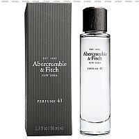 Abercrombie & Fitch Perfume №41 парфюмированная вода  (ОРИГИНАЛ)