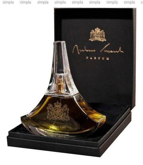 Antonio Visconti Terre de Feu парфюмированная вода  (ОРИГИНАЛ)