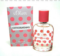 S.Oliver Outstanding Women парфюмированная вода  (ОРИГИНАЛ)