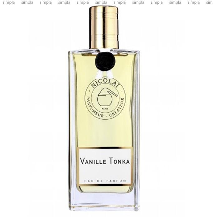 Parfums de Nicolai Createur Vanille Tonka парфюмированная вода  (ОРИГИНАЛ)