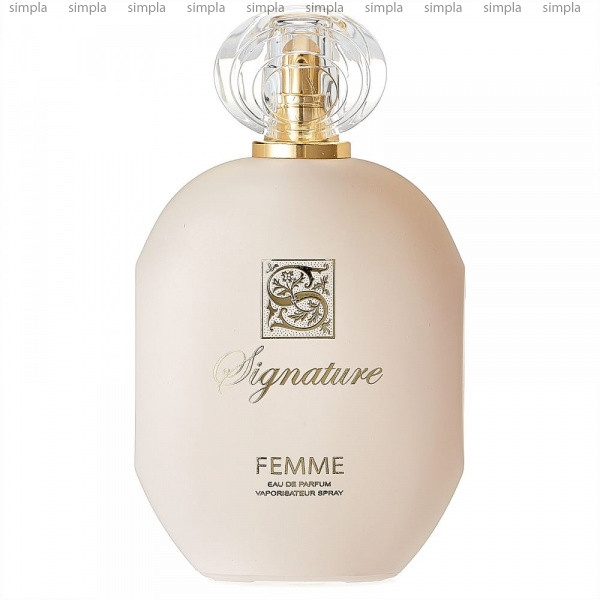 Signature Femme парфюмированная вода  (ОРИГИНАЛ)