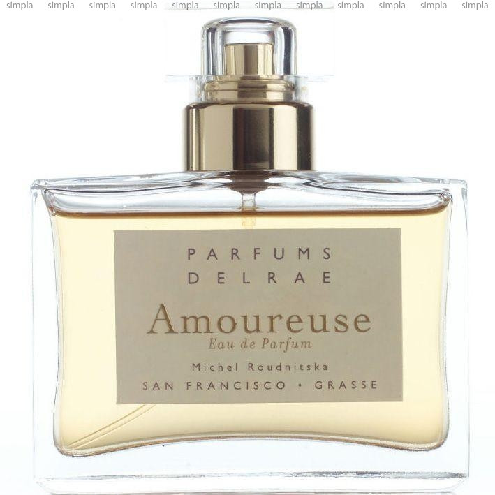Parfums DelRae Amoureuse парфюмированная вода  (ОРИГИНАЛ)