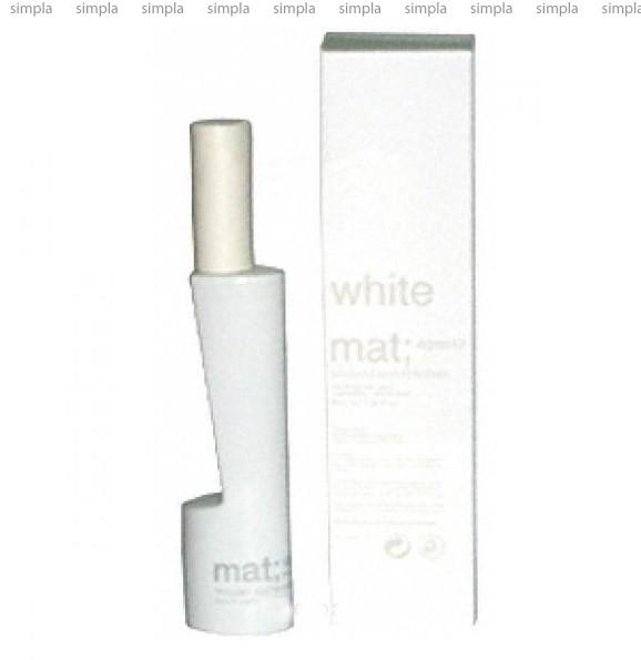 Masaki Matsushima Mat; White парфюмированная вода  (ОРИГИНАЛ)