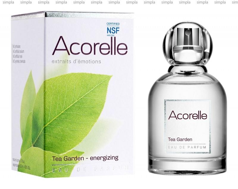 Acorelle Tea Garden парфюмированная вода  (ОРИГИНАЛ)