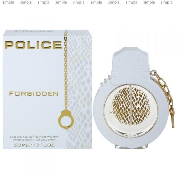 Police Forbidden For Woman туалетная вода  (ОРИГИНАЛ)