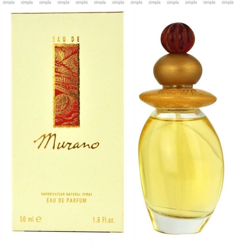 Murano Eau De Murano парфюмированная вода  (ОРИГИНАЛ)
