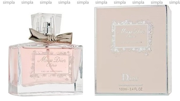 Christian Dior Miss Dior Cherie Printemps туалетная вода  (ОРИГИНАЛ)