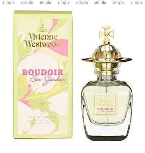 Vivienne Westwood Boudoir Sin Garden парфюмированная вода  (ОРИГИНАЛ)