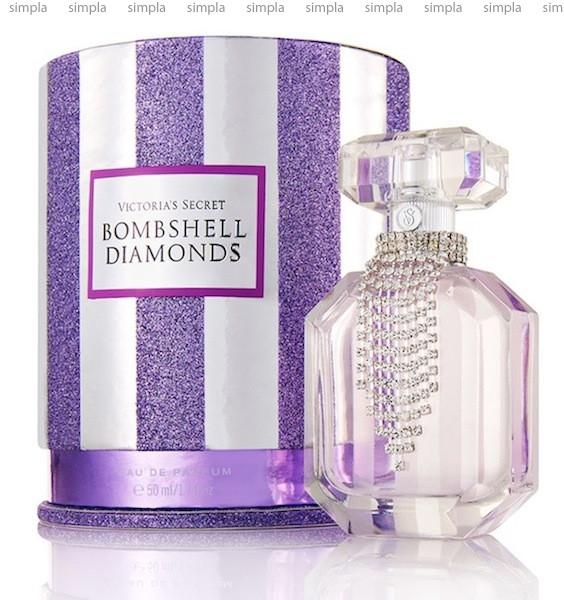 Victoria`s Secret Bombshell Diamonds парфюмированная вода  (ОРИГИНАЛ)