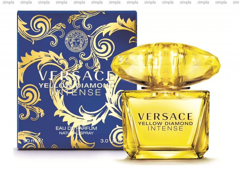 Versace Yellow Diamond Intense туалетная вода  (ОРИГИНАЛ)