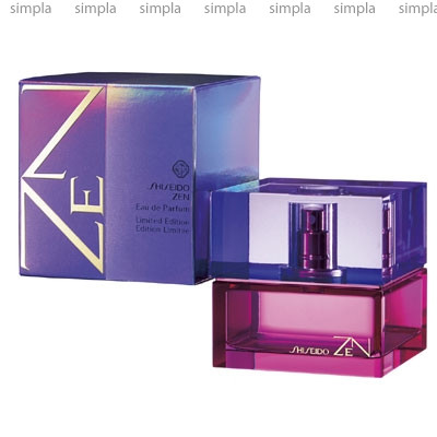 Shiseido Zen Purple Limited Edition парфюмированная вода  (ОРИГИНАЛ)