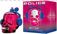 Police To Be Miss Beat парфюмированная вода  (ОРИГИНАЛ)