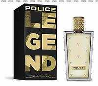 Police Legend for Woman парфюмированная вода  (ОРИГИНАЛ)