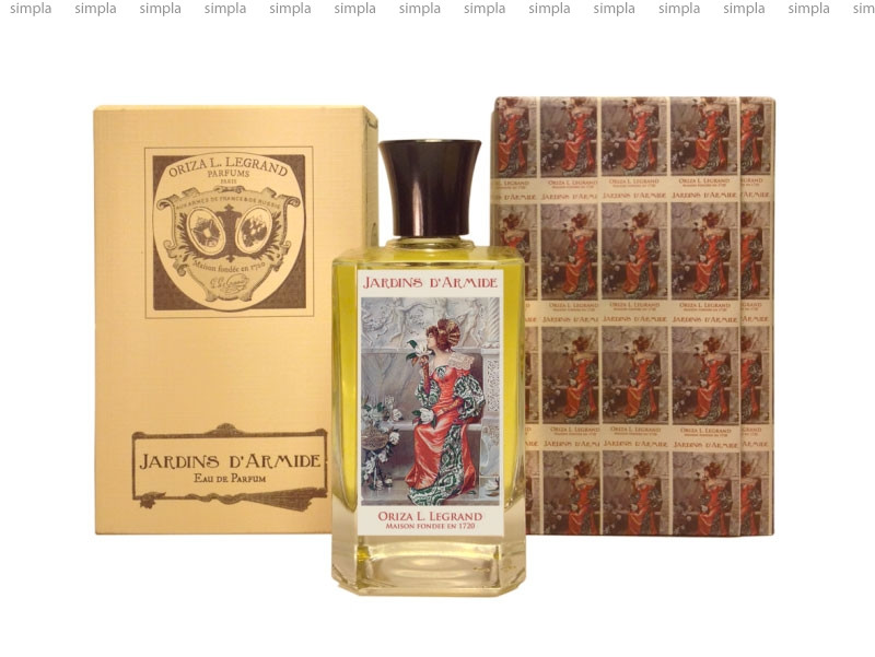 Oriza L. Legrand Jardins d`Armide парфюмированная вода  (ОРИГИНАЛ)