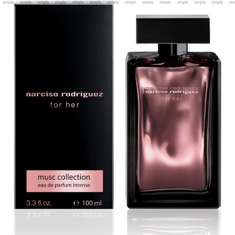 Narciso Rodriguez For Her Musc Collection Intense парфюмированная вода  (ОРИГИНАЛ)