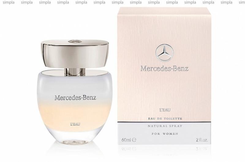 Mercedes-Benz L`Eau For Women туалетная вода  (ОРИГИНАЛ)