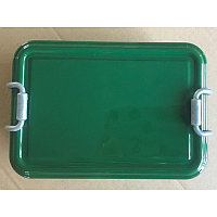 Ланч-бокс MEAL, 2 отделения, Зеленый, -, 29700 15