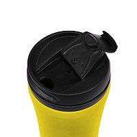 Термокружка FLOCK, Желтый (Pantone 106C), -, 33100 03, фото 1
