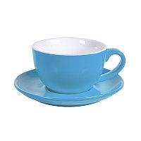 Чайная/кофейная пара CAPPUCCINO, Голубой, -, 27800 22