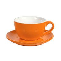 Чайная/кофейная пара CAPPUCCINO, Оранжевый, -, 27800 06