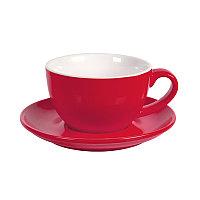 Чайная/кофейная пара CAPPUCCINO, Красный, -, 27800 08