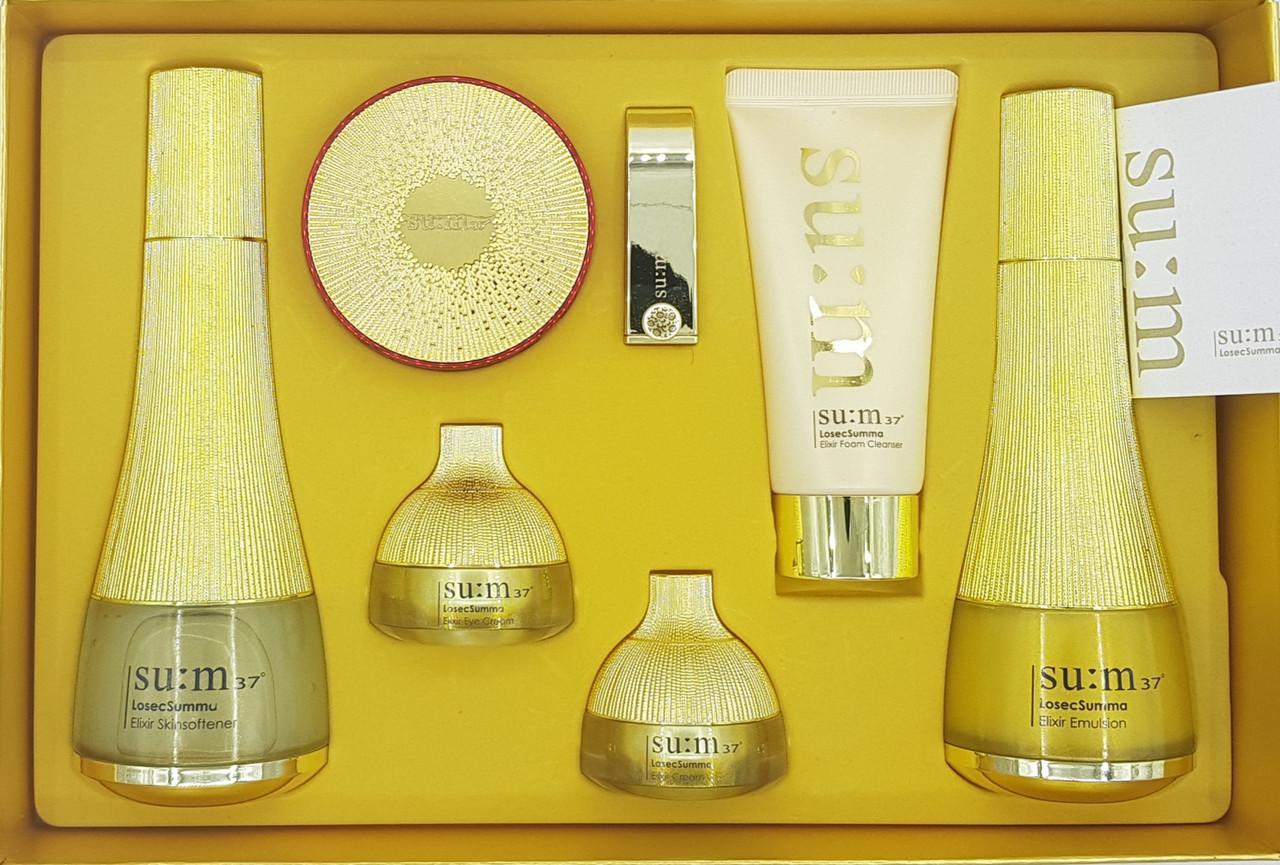 Люксовый набор LosecSumma Elixir Special Set премиум-бренда SU:M37