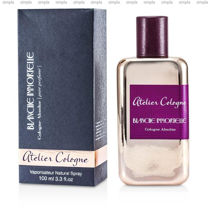 Atelier Cologne Blanche Immortelle одеколон объем 100 мл тестер (ОРИГИНАЛ)