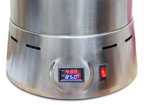 Встроенный ТЭН с электронным терморегулятором