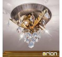 Потолочные светильники DL 7-612/3 silber gold