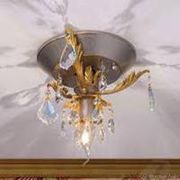 Потолочные светильники DL 7-612/1 silber-gold